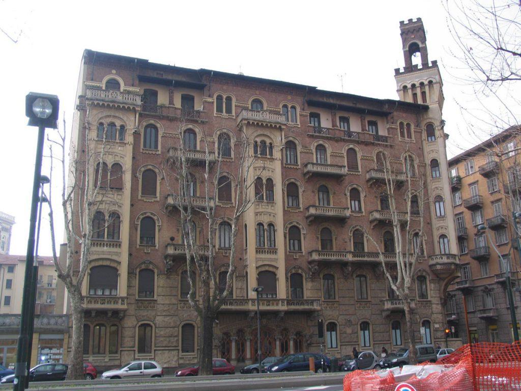 Copertura Casa della Vittoria – Torino